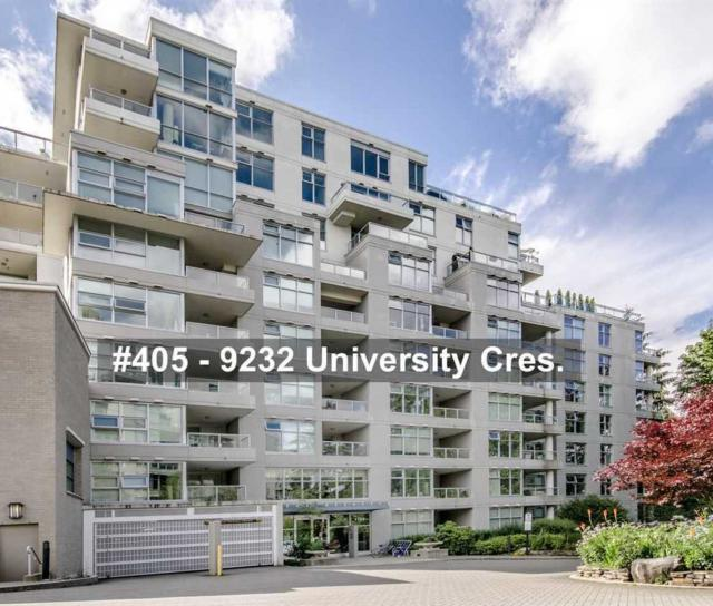 405 - 9232 University Crescent, Simon Fraser Univer., Burnaby North 2